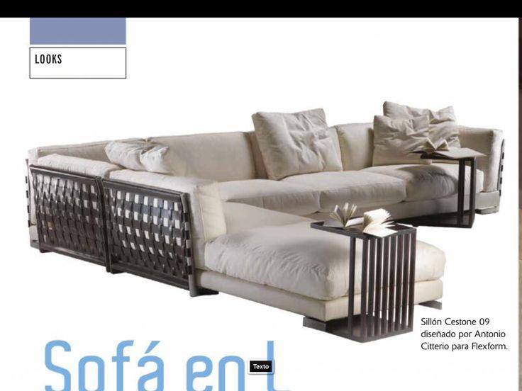 Flexform sedie ~ Best flexform images sofas canapés and living room
