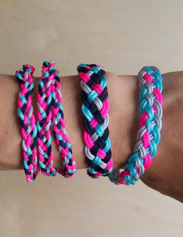 DIY Braided Friendship Bracelets DIY Jewelry DIY Bracelet