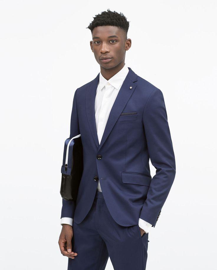 Las 25 mejores ideas sobre costume homme zara en pinterest zara homme chemise homme zara y - Chemise costume homme ...