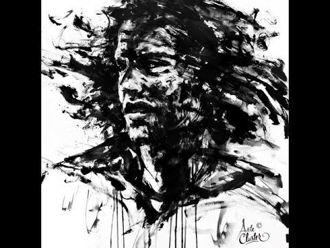 """Cluster Headache Song by Giuseppe Capobianco for Arte Cluster Project """"Canzone per Claudio"""" Artwork: """"The Burden of Cluster Headache"""" by Agnes-Cecile for Arte Cluster Project"""
