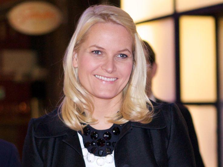 Is Mette-Marit of Norway pregnant?
