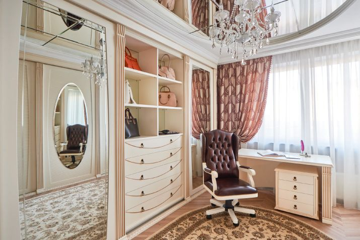 Квартира в классическом стиле, 107 кв. м