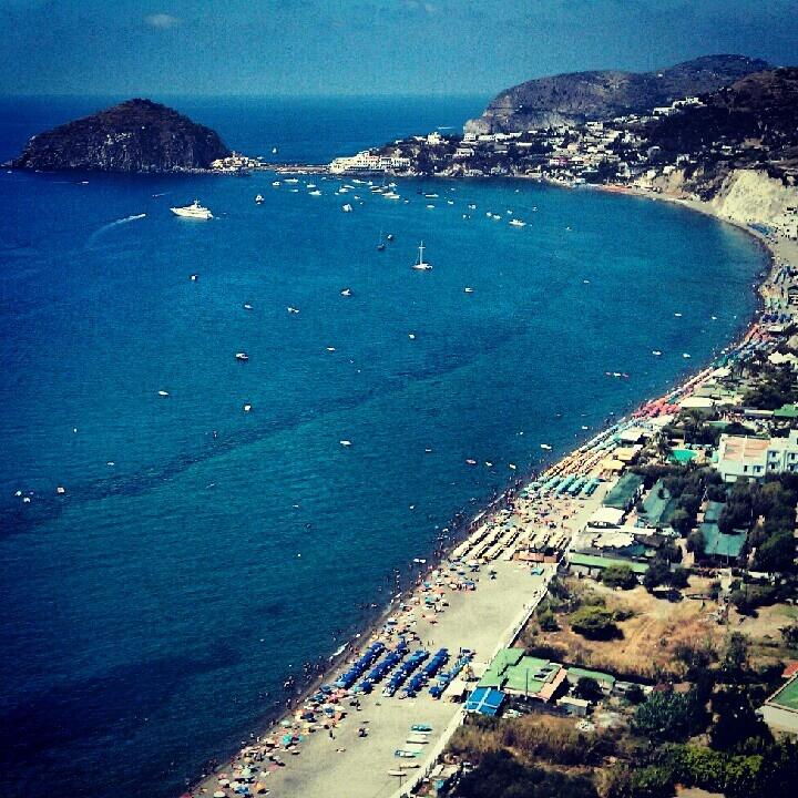 Maronti beach - Ischia (Naples) Italy