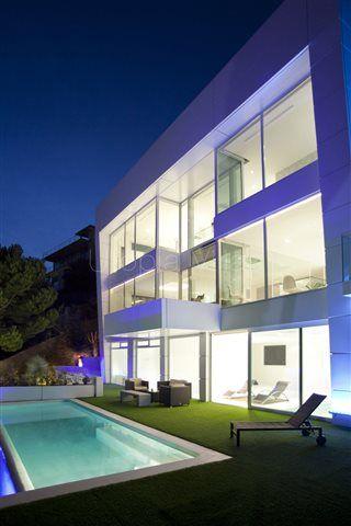 Locations en villa de vacances à Sitges | 18025