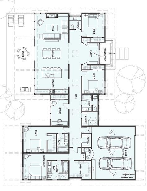 Prestige house designs acreage
