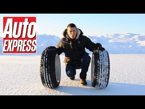 Winter Tyres v Summer Tyres: the Truth! - Auto Express - YouTube