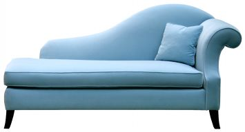 Hello Dolly Chaise | More pastel inspiration here: http://mylusciouslife.com/prettiness-luscious-pastel-colours/