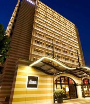 70 best 5 star hotels in istanbul images on pinterest for Divan hotel istanbul