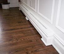 1000 Images About Baseboard Heat Covers On Pinterest