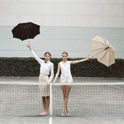 @Jade Peralta we are SO playing soon. tennis i mean..not just playing w umbrellas ha
