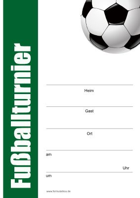 Poster Plakate Fussball Zum Ausdrucken Plakat Poster Werbeplakat