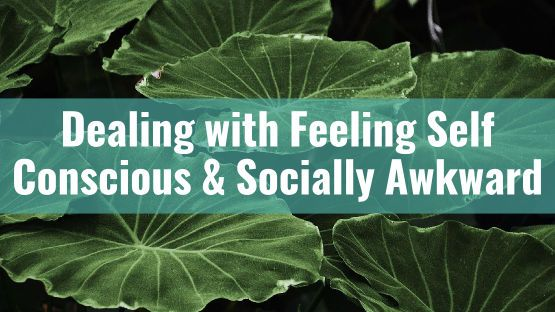 It is not uncommon to feel self conscious and socially awkward.You're not alone.You might be experiencing low-level uneasiness. Or it may be a more significant issue causing you to carry an undue level of stress, restricting how you live.Whether you're feeling this way in your work environment, or in social settings with people you know, or with strangers,