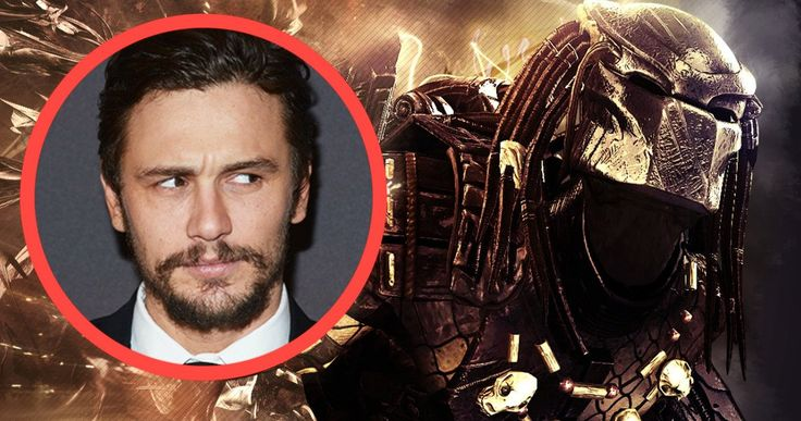 Predator 4 Eyeing James Franco as the Lead? -- A new rumor reveals that James Franco is being pushed by his agency CAA to star in Shane Black's Predator, which shoots this fall. -- http://movieweb.com/predator-4-remake-cast-james-franco-shane-black/