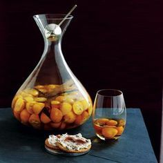 Spiced whisky with kumquats recipe. Make this exotic whisky and kumquats recipe, then pour over ice cream or drink neat.