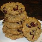 Oatmeal Craisin Cookies -- I made these cookies and they were really delicious! And vaguely healthy. :)