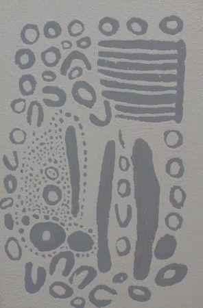 Wintjiya Napaltjarri, Untitled, 2012, acrylic on Belgian linen, 91 x 61 cm. Scott Livesey Galleries.