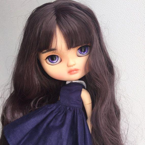 OOAK Custom Blythe Puppe Laila