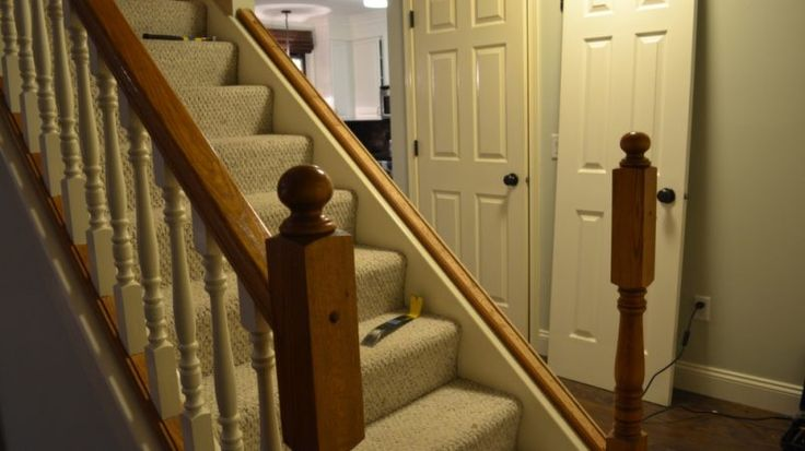 Best The Staircase Situation Craftsman Style Newel Post 400 x 300