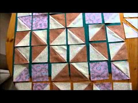 How to Quilt - Indian Puzzle Quilt Pattern Video