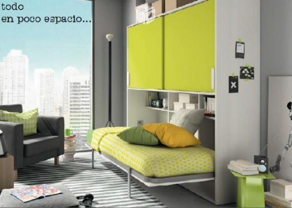 Mejores 28 im genes de camas para dormitorios con poco - Camas abatibles barcelona ...