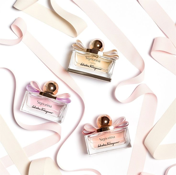 Salvatore Ferragamo Signorina Misteriosa ~ New Fragrances