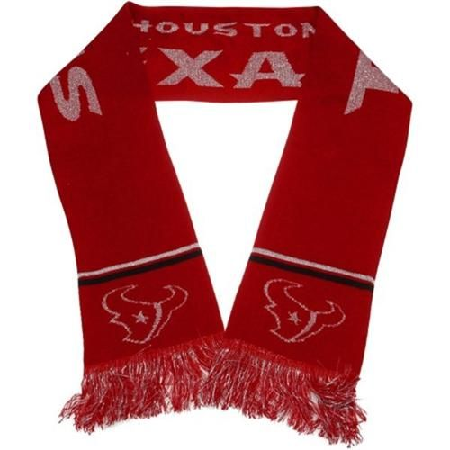 Top Houston Texans Red Metallic Thread Scarf | Other | Nfl jerseys, Nfl  hot sale