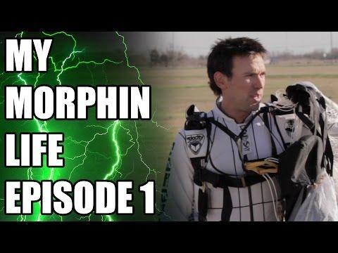 MY MORPHING LIFE - Episode 1 - JASON DAVID FRANK - YouTube #SonGokuKakarot