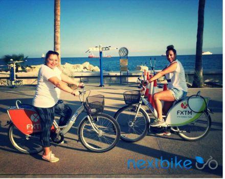 Η nextbike σας προτείνει να βάλετε την ποδηλασία στη ζωή σας καθώς γυμνάζετε το σώμα σας με ένα ευχάριστο τρόπο. #nextbike #Limassol #Cyprus #lovecycling #bikeshare #nextbike_cy #cycle #healthytips #savemoney #savetime  #fun