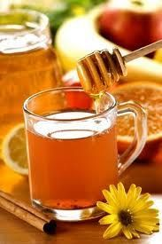 Going back on the Honey and cinnamon cleanse    Every morning, on an empty stomach, half an hour before breakfast, and again at night before sleeping, drink honey and cinnamon powder boiled in one cup water.