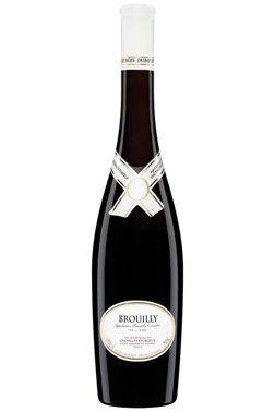 GEORGES DUBOEUF BROUILLY    19.75 $ 12.7% alcool    super bon vin rouge !  léger ,goûteux ; excellent vin de filles !