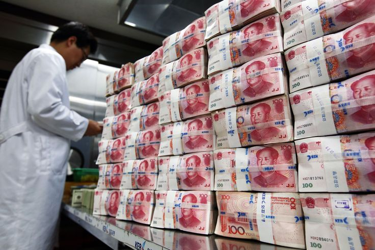 What Will It Mean If the Yuan Gets Reserve-Currency Status? - Bloomberg Business
