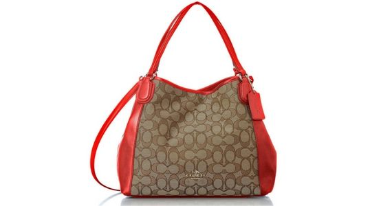 Win a Coach Leather Handbag