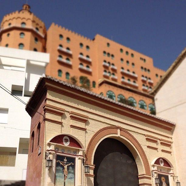 Hotel Alhambra Palace en Granada, Andalucía
