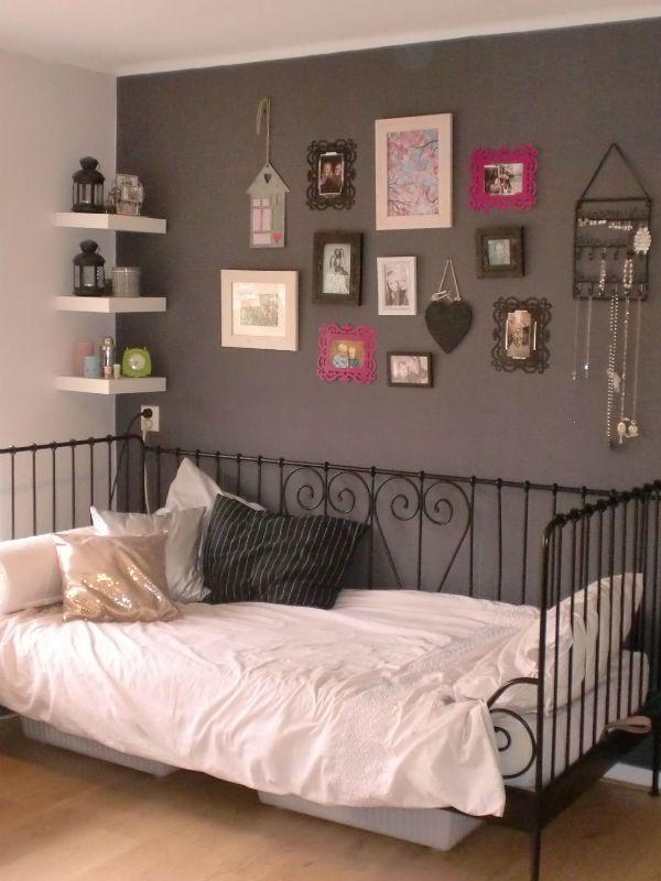 zo wil ik mijn kamer ook nog wel ;)