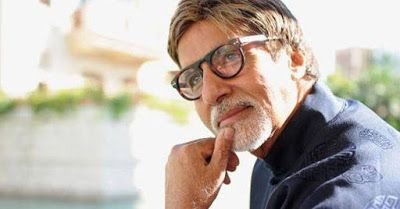 """@InstaMag - Amitabh Bachchan, who was supposed to launch book """"Yesterday's Film For Tomorrow"""" by film archivist P.K. Nair couldn't turn up as of high fever."""