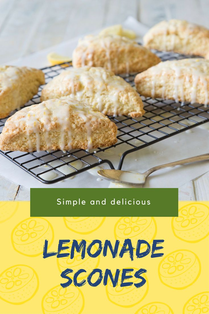 Lemonade Scones | eMeals.com