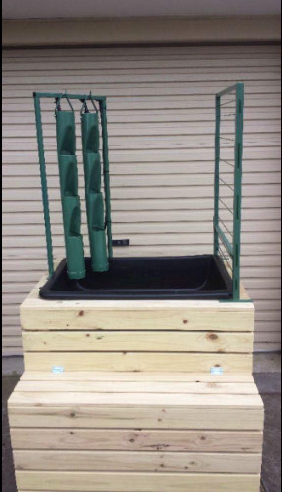 1000 images about aquaponics on pinterest backyards le for Balcony aquaponics
