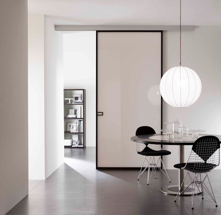 Cozinhas modernas por MOVI ITALIA SRL