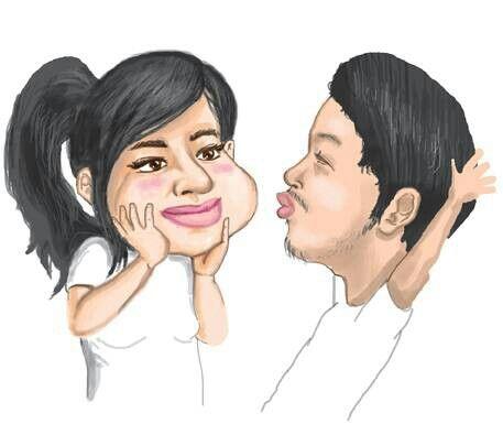 Sketch couple #SketchOn