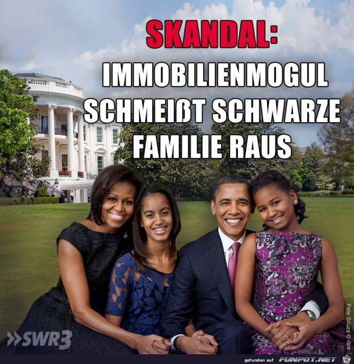 Immobilienmogul schmeist schwarze Familie raus