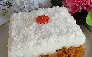 Havuçlu Etimek Tatlısı Tarifi - Resimli Kolay Yemek Tarifleri