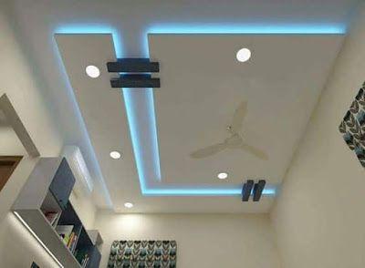 latest POP design for hall plaster of paris false ceiling ...