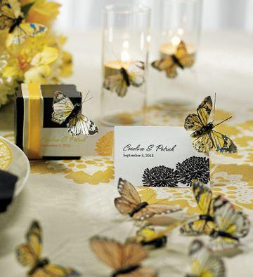Mi Emporium - Beautiful Butterfly Decorative Set (Pack of 25)