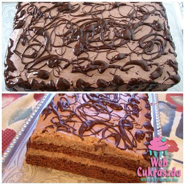 Csokis piskótaCsoki Piskóta, Goodies Cookies Cak, Goodies Cookiescakes, Finom Sütik, Amiket Megfőznék