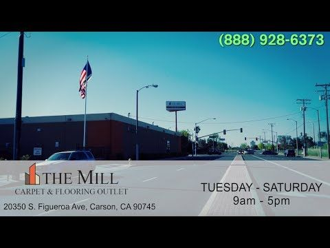 The Mill Carpet & Flooring Outlet - The Mill Carpet & Flooring Outlet in Carson, CA offers 30-80% off In-Stock Carpet, Laminate Floors, Hardwood Floors, Luxury Vinyl Floors, and Flooring Transition Moldings. Get the highest quality brands from Mohawk, Shaw, Armstrong, Mannington, Congoleum, Dream Weavers, Karastan, Kane, Tarkett, Tuftex, Beaulieu plus all installation materials - they'll load you up or deliver to your job site.