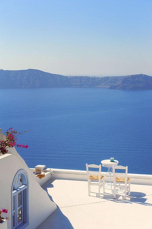 Santorini. What Else?