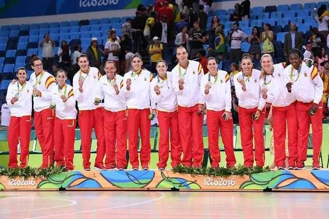 La final de baloncesto femenino de Rio 2016 bate récords de audiencia