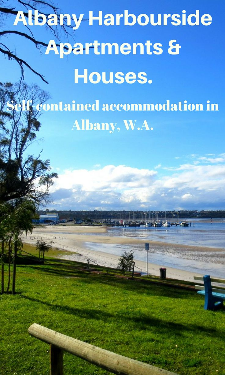 Albany Harbourside Apartments & Houses.