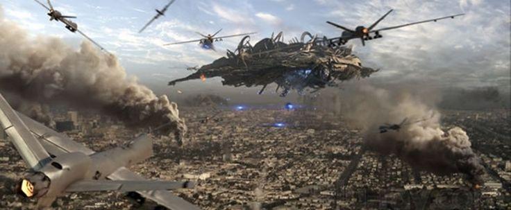 """'Beyond Skyline', continuação de """"Skyline - Invasão"""" ganhou trailer com muita ação"""