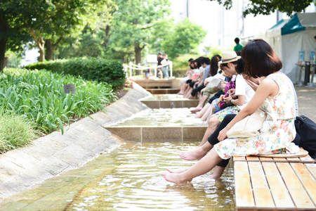 夏休みの注目スポット!親子イベント満載の東京ミッドタウン | 子供とお出かけ情報「いこーよ」